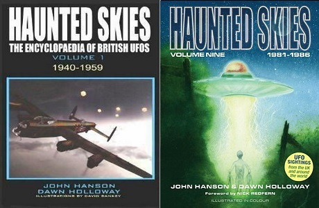 Secret occult knowledge and flying saucers the bibliography of haunted skies volume eleven 1989 1990 ufo events from across the globe fandeluxe Image collections