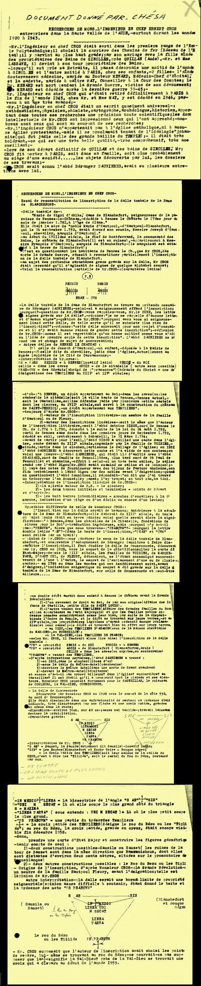 is unknown sometime between 1962 1972 one version of the document coming from the typewriter of no l corbu bearing the letterhead of the hotel de la